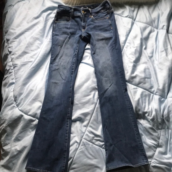 American Eagle Outfitters Denim - American Eagle Kickboot Jeans